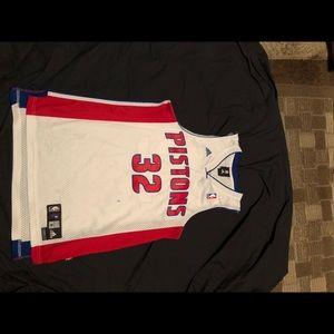 Vintage rare jersey Detroit Pistons rip Hamilton